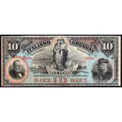 10 Pesos 1887 Expertise