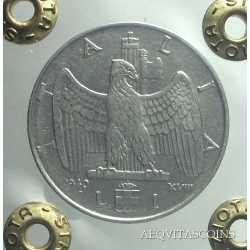Vitt. Eman. III - 1 Lira 1940 XVIII Mag