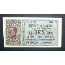 1 Lira 1917