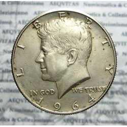 USA - Half Dollar 1964