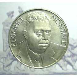 1000 Lire 1996 E. Montale