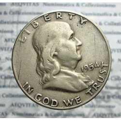 USA - Half Dollar 1954