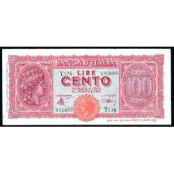 100 Lire 1944 Turrita