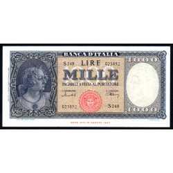 1000 Lire Medusa 1949 RRR