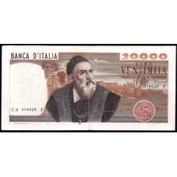 20000 Lire Tiziano 1975