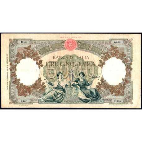 5000 Lire Repubbliche Marinare 1949