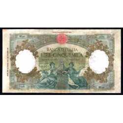 5000 Lire Repubbliche Marinare 1961W