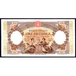 10.000 Lire 1952 Rep. Marinare