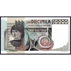 10.000 Lire Del Castagno 1976