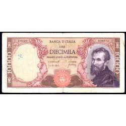 10.000 Lire Michelangelo 1966