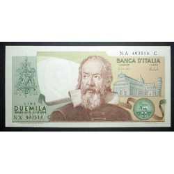 2000 Lire 1973 Galileo