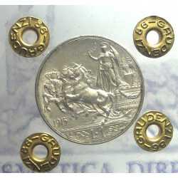 Vitt. Eman. III - 1 Lira 1915