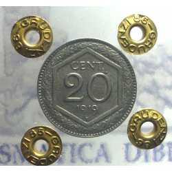 Vitt. Eman. III - 20 cent 1919 Es L.