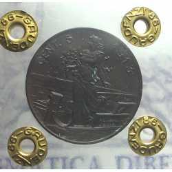Vitt. Eman. III - 5 Cent 1913