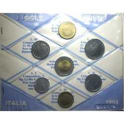Serie Divisionale Sigillata 1983