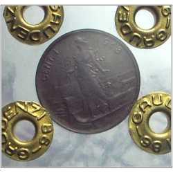 Vitt. Eman. III - 1 Cent 1918 NC