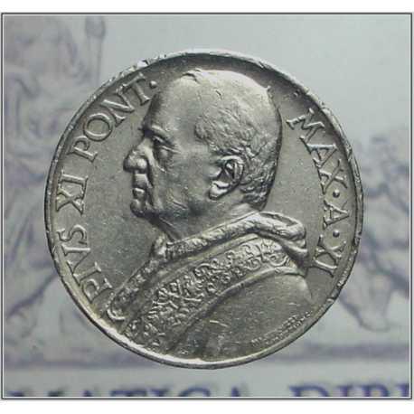 Vaticano - 10 Lire 1932