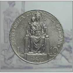 Vaticano - 10 Lire 1930