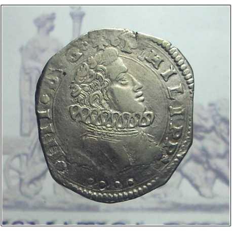 Sicilia - 4 Tarì 1624