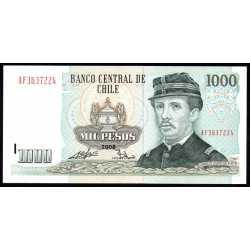 Cile - 1000 Pesos 2008