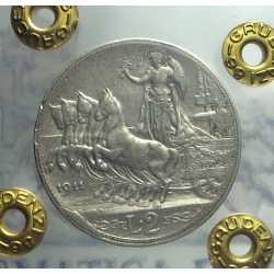 Vitt. Eman. III - 2 Lire 1911 RR