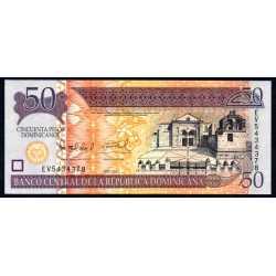 Repubblica Dominicana - 50 Pesos 2011