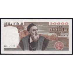 20.000 Lire Tiziano 1975