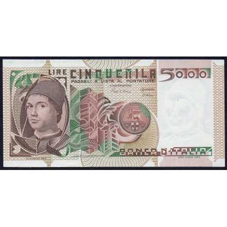 5000 Lire 1982 A. da Messina