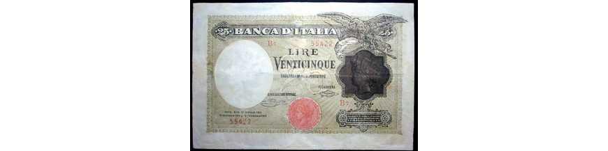 25 Lire