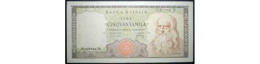 50.000 Lire