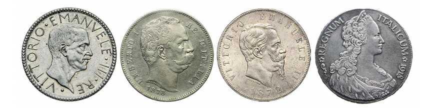 Monete Regno D'Italia