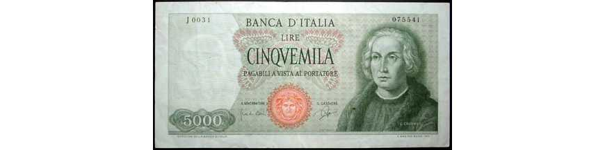 5.000 Lire