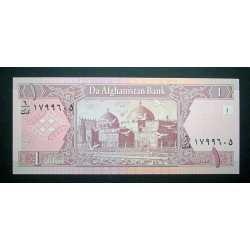 Afghanistan - 1 Afghani