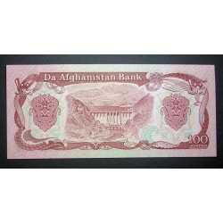 Afghanistan - 100 Afghanis