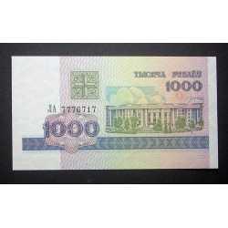 Belarus - 1000 Rublei