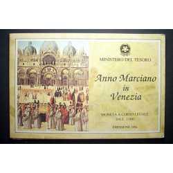 Lire 1000 Anno Marciano