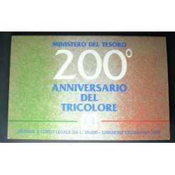 Lire 10.000 Tricolore