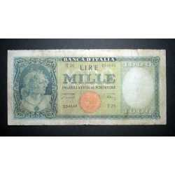 1000 Lire 1947 Testina