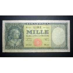 1000 Lire 1949 Medusa