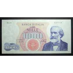1000 Lire 1965 Verdi I°