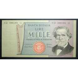 1000 Lire 1980 Verdi II°