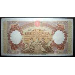 10.000 Lire 1961 Rep. Marinare