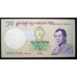 Bhutan - 10 Ngultrum