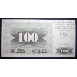 Bosnia - 100 Dinara