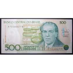 Brazil - 500 Cruzeiros