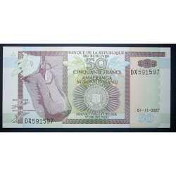 Burundi - 50 Francs