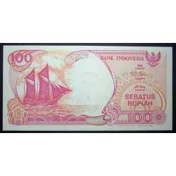 Indonesia - 100 Rupiah 1992