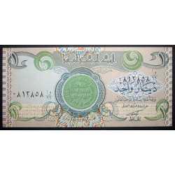Iraq - 1 Dinar 1992