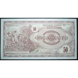 Macedonia - 50 Denar 1992