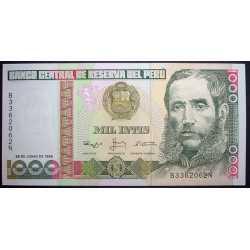 Perù - 1000 Intis 1988